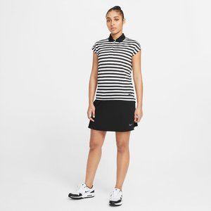 Nike Dri-Fit Striped Golf Polo